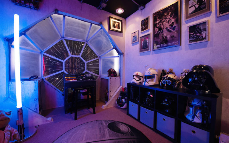 Hyperspace Room 1